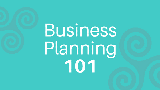 business planning 101